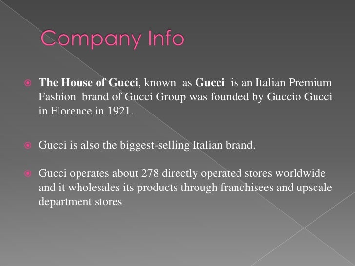 guccis marketing strategy Marketing plan of gucci by haseeb | mar 18, 2016  in the pricing strategy,  the clients need to carry out different and most efficient marketing strategies.