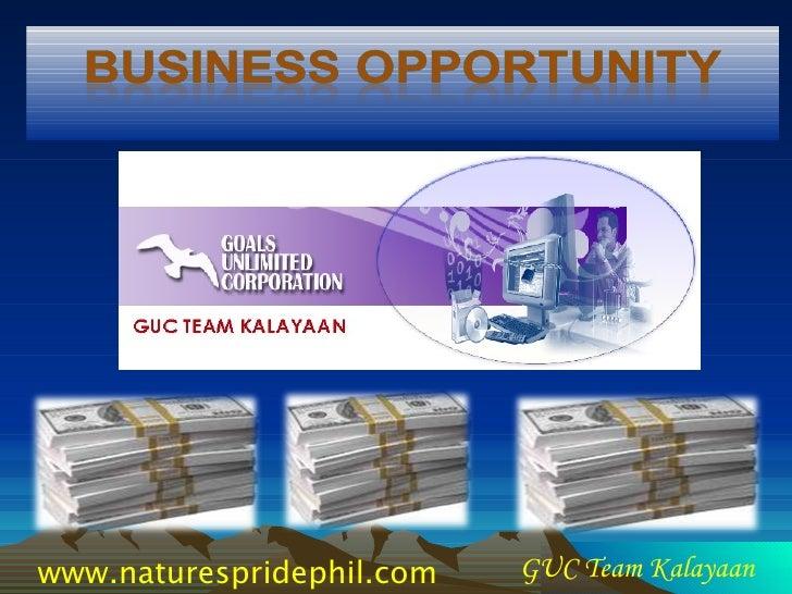 www.naturespridephil.com GUC Team Kalayaan