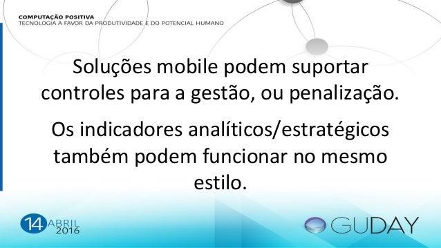 O potencial Mobile [GUDAY 2016] Slide 3