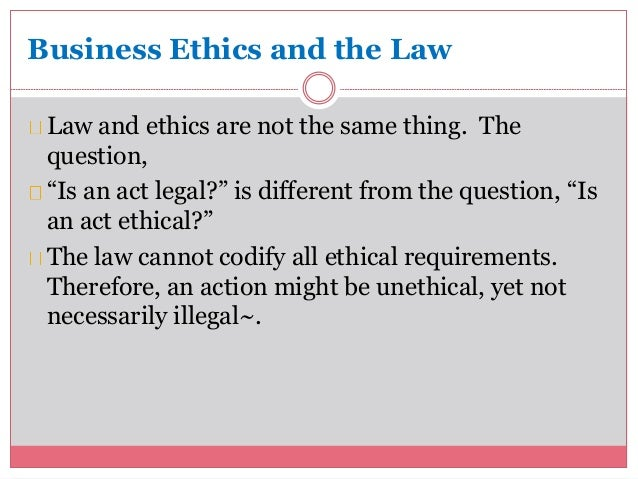 questions on business ethics Answers to questions on business ethics 1194 words | 5 pages definition eleven the manner in which the financial factors in the bankruptcy are settled.
