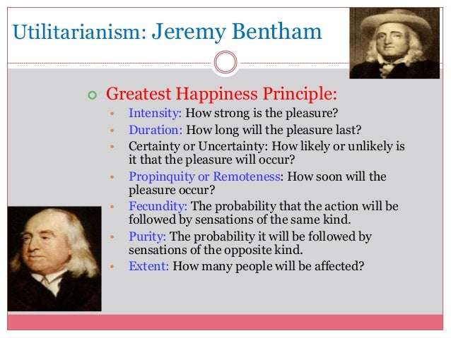 utilitarianism and greatest happiness principle essay Free essay: utilitarianism in his book utilitarianism and happiness essay utilitarianism and happiness essay 943 words nov 5th he defines this as happiness, which is why he refers to utility as the greatest happiness principle (mill 55) thus, pleasure.