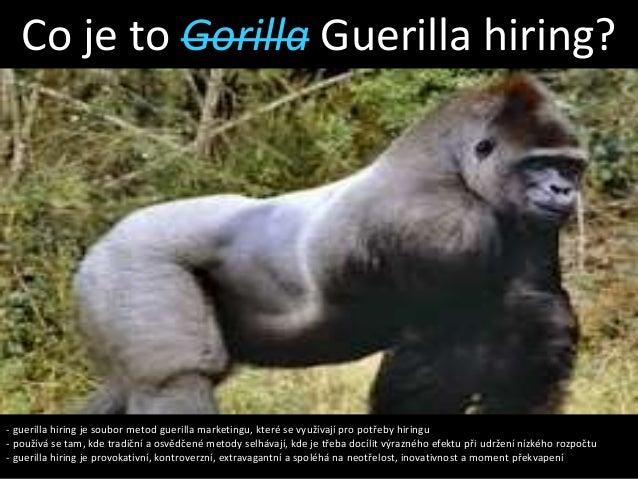 Guerilla hiring Devel.cz 2014 Slide 2