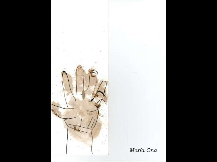 Reinterpretación Guernica Tinta China Slide 3