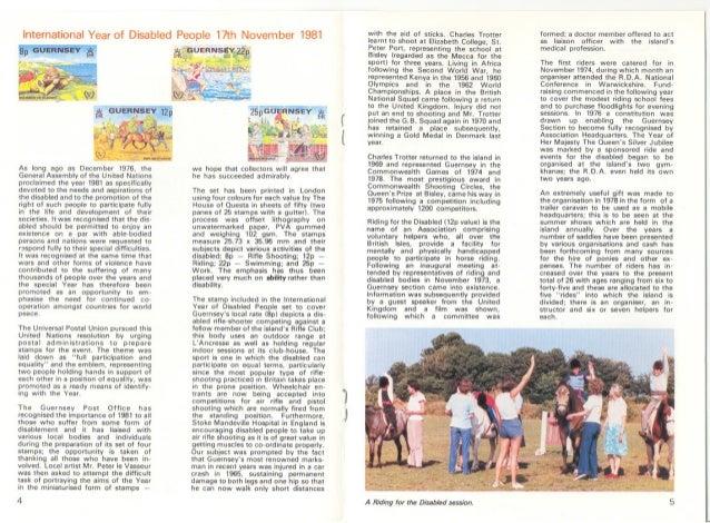 Guernsey Philatelic News Nov 1981 vol. 3