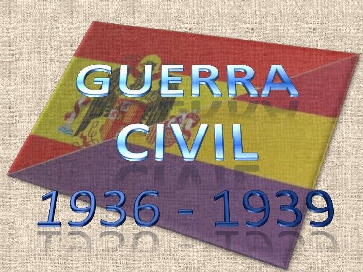 "1. LA SUBLEVACIÓ MILITAR ""EL ALZAMIENTO NACIONAL"" (18 Jul. 1936) Des de la victòria del Front Popular el 16 de febrer de 1..."
