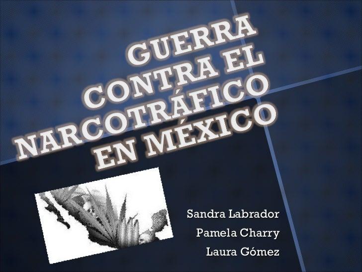 Sandra Labrador Pamela Charry Laura Gómez