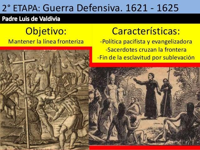 2° ETAPA: Guerra Defensiva. 1621 - 1625 Objetivo: Mantener la línea fronteriza Características: -Política pacifista y evan...