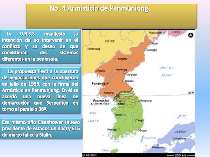 Mapa Guerra De Corea.Guerra De Corea