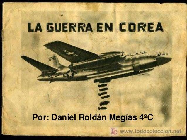Por: Daniel Roldán Megías 4ºC