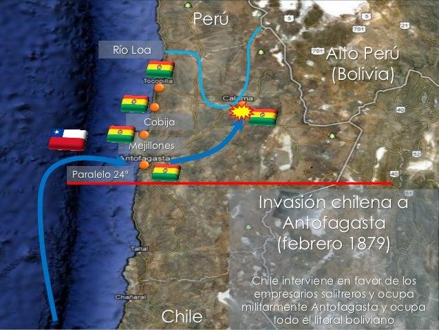 Perú        Río Loa                                                  Alto Perú                                            ...