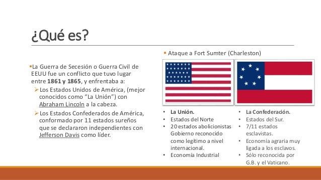 Guerra de Secesión EEUU/ US Civil War por Juan Arconada