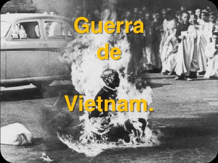 Guerra deVietnam.