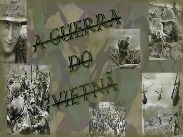 Guerra Do Vietna Slide 1