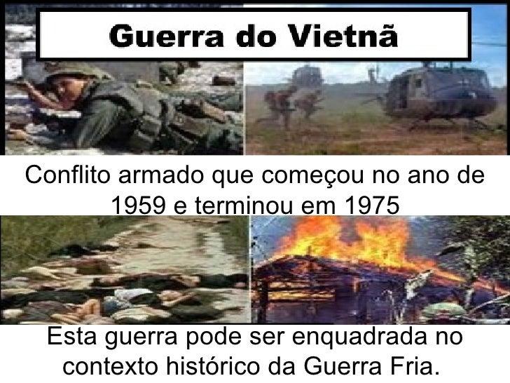 Guerra Do Vietna Slide 2