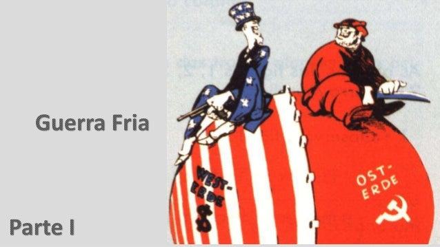 A Guerra Fria, que teve inicio no final da Segunda Guerra Mundial, é o período histórico de disputas estratégicas e confli...