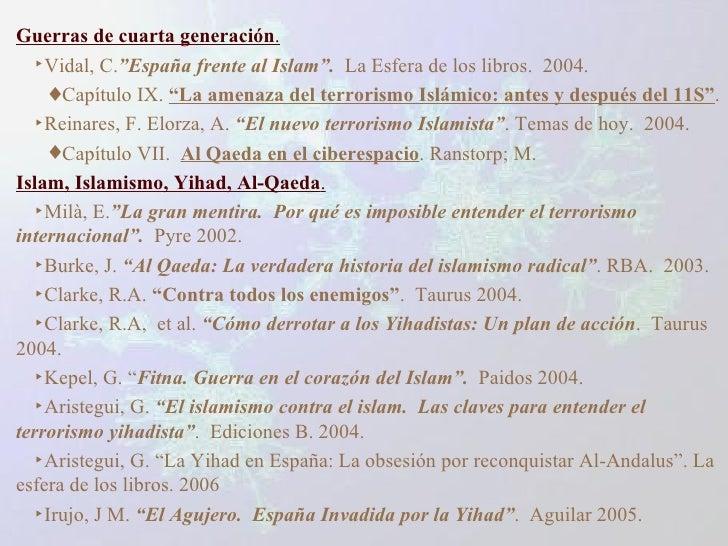 Guerras De Cuarta Generaci 243 N Y Redes Complejas border=