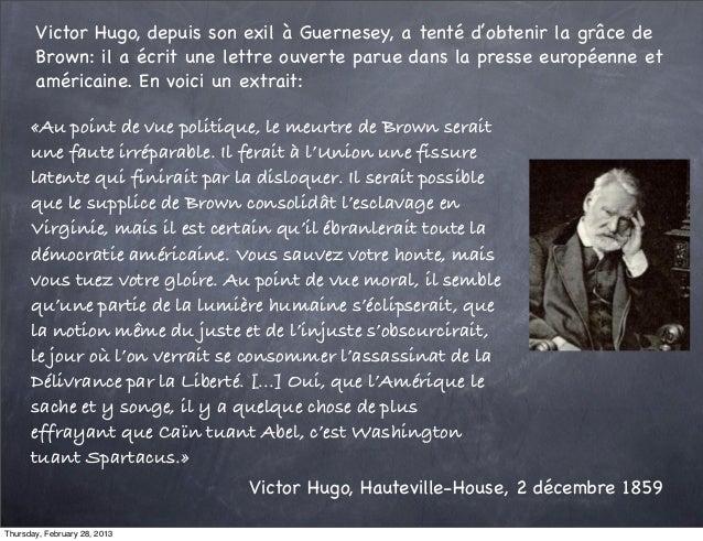 lettre ouverte de victor hugo
