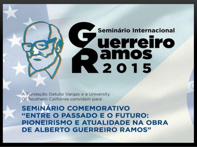 ,.  »rf     _ A Fundação Getulio Vargas e a University  Of Southern California convidam para  ss. ~.~ui~uíxzaio COiv¡Eiv¡-...