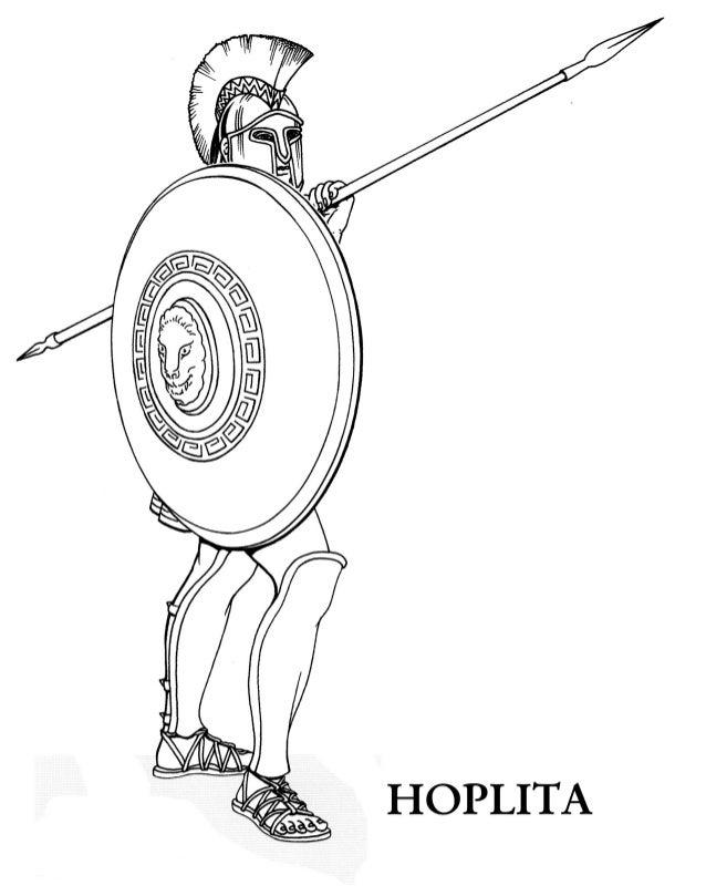 Ejércitos griegos, romanos y de sus enemigos