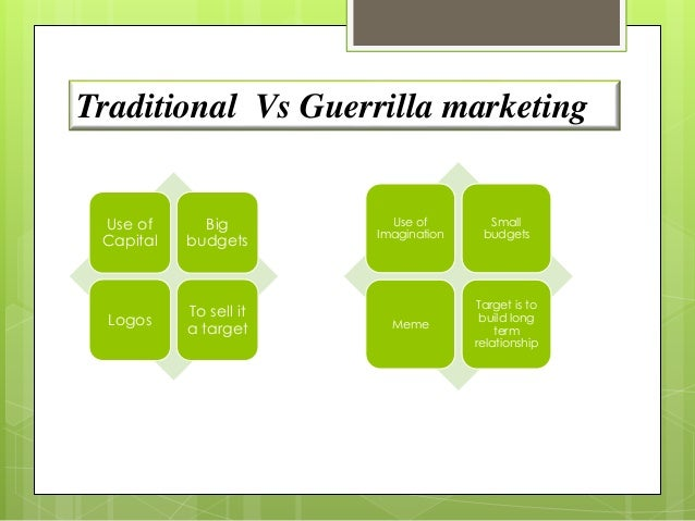traditional marketing vs green marketing But when individual buyers visited their local dealership, by and large  so, how  can green marketers succeed in a competitive marketplace  data showing that  it was equally (or more) effective than the traditional product.