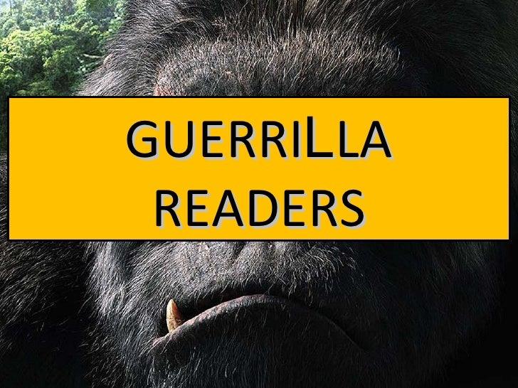 GUERRI L LA READERS