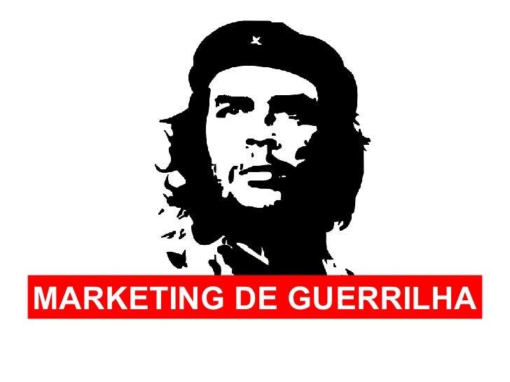 MARKETING DE GUERRILHA