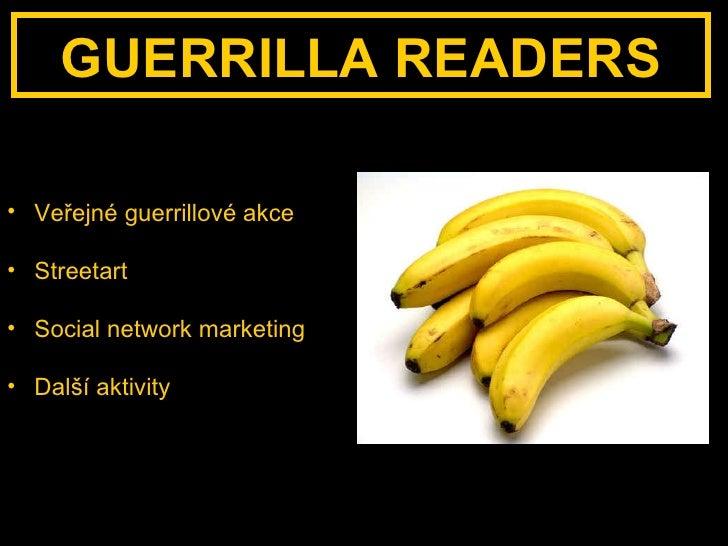 Guerrilla Readers - Portfolio Slide 2
