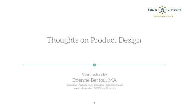 Invision Product Design Report