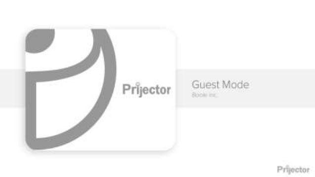Guest Mode Screen Share