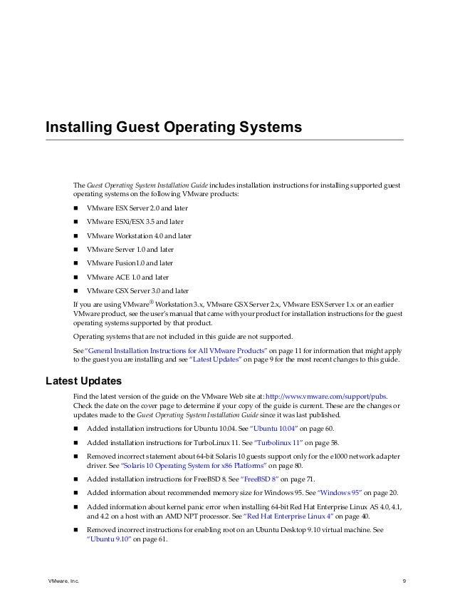 Vmware server 1.0 4 linux ubuntu