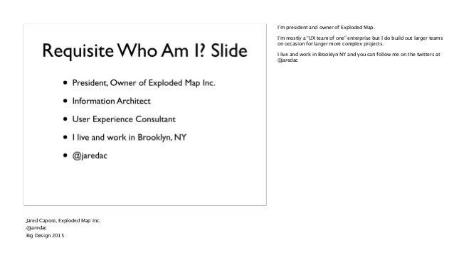 Personalities, Politics Art and Design, The UX Remix of the Guggenheim Museum. Big Design 2015 Slide 3