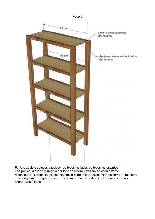 DIY: Guia librería Henry