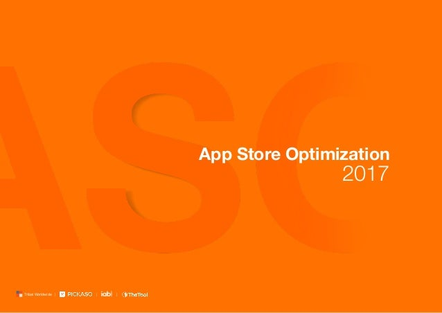 |Tribal Worldwide | | App Store Optimization 2017