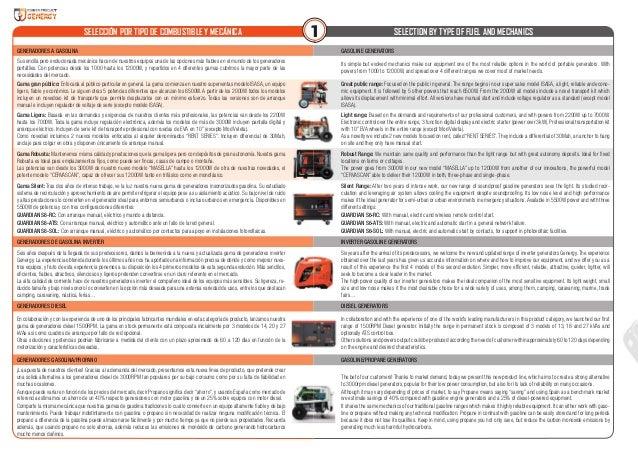 Guia como elegir generador electrico Slide 2