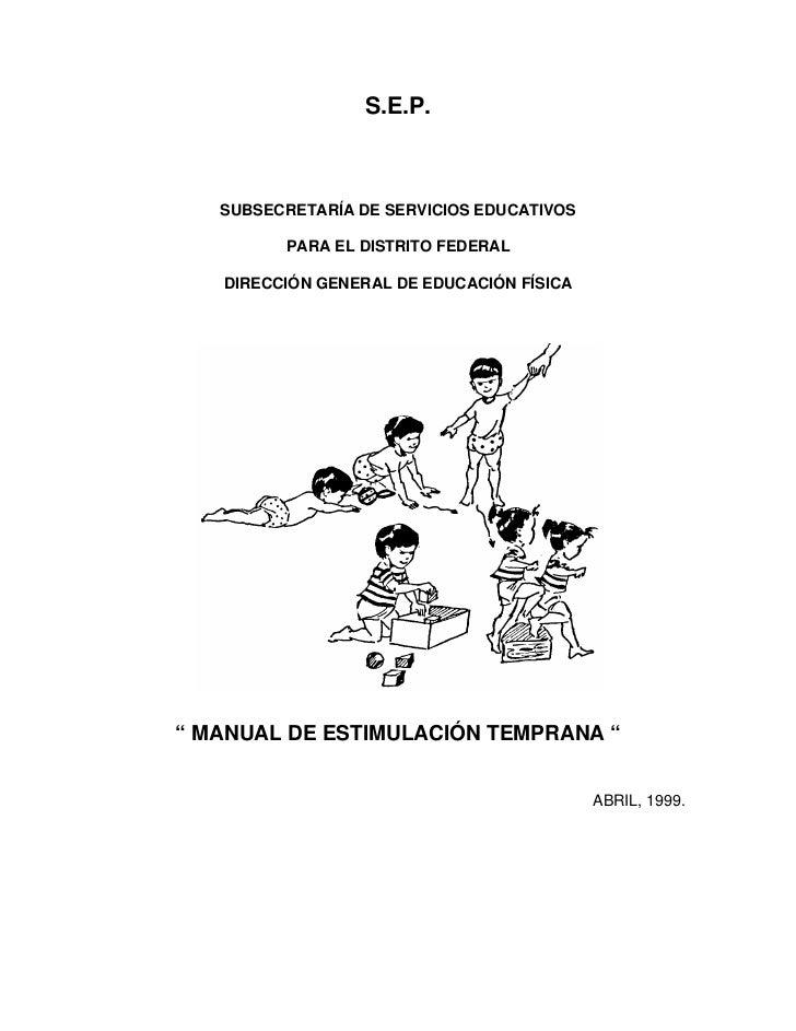 S.E.P.       SUBSECRETARÍA DE SERVICIOS EDUCATIVOS           PARA EL DISTRITO FEDERAL     DIRECCIÓN GENERAL DE EDUCACIÓN F...