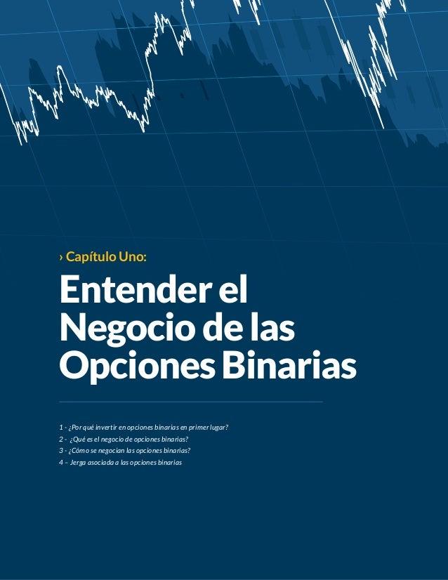 Paginas de opciones binarias