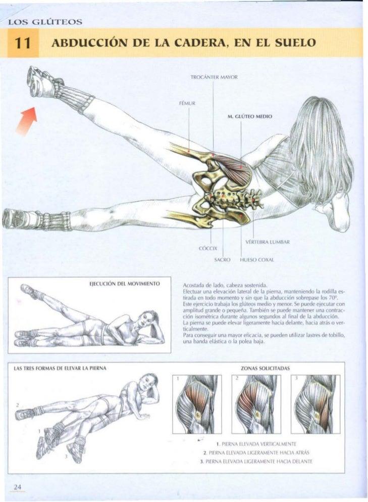 guia de los movimientos de musculacion mujeres pdf