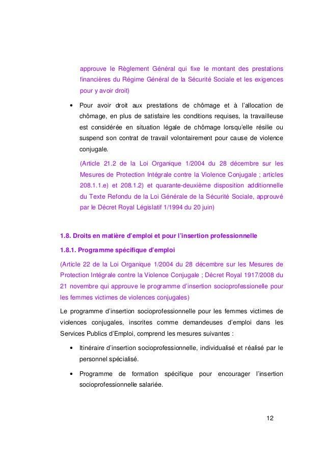 approuve le Règlement Général qui fixe le montant des prestations       financières du Régime Général de la Sécurité Socia...