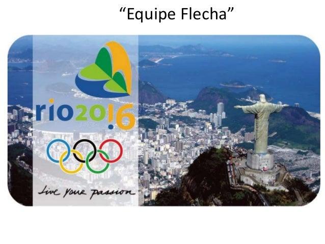 """Equipe Flecha"""