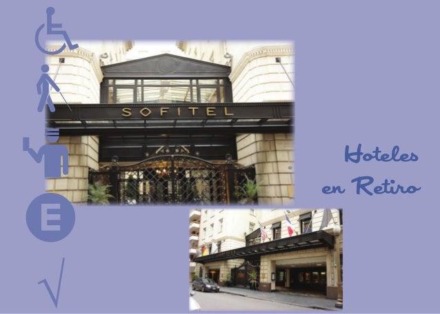 Hoteles en Retiro  103