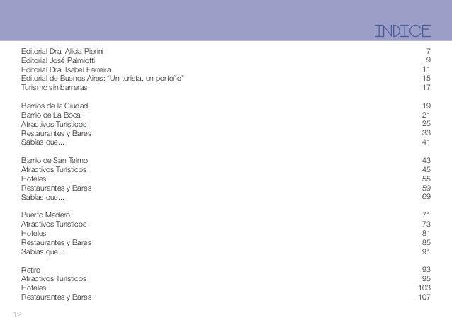 """INDICE Editorial Dra. Alicia Pierini Editorial José Palmiotti Editorial Dra. Isabel Ferreira Editorial de Buenos Aires: """"U..."""