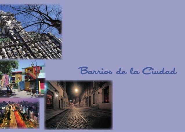 Barrios de la Ciudad  19