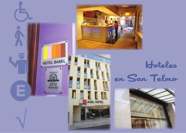 Hoteles  Hotel Tres Reyes Categoría: 2 Estrellas  Hoteles en San Telmo  55