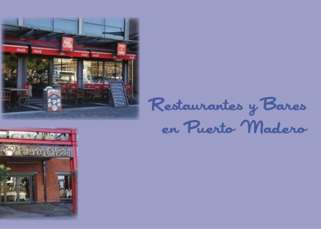 Restaurantes y Bares en Puerto Madero  85