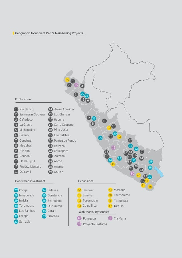 Peru's mining & metals investment guide