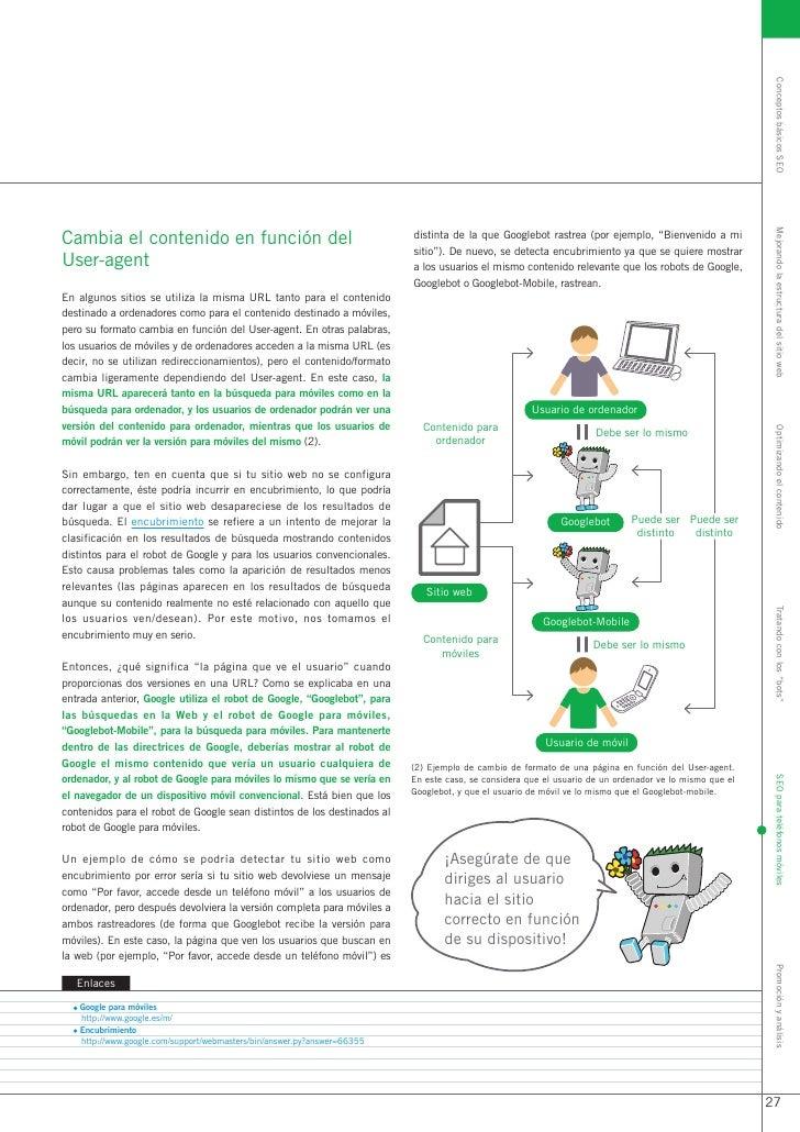 Guía optimización seo para principiantes de google.