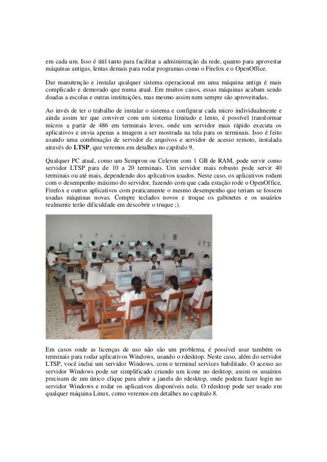 Redes e Servidores Linux - Guia Prático - Carlos E. Morimoto