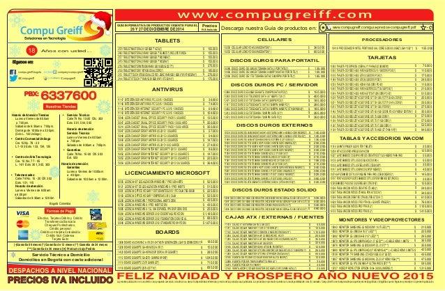Efectivo, Tarjetas Débito y Crédito Transferencia Bancaria Cheques Posfechados, Crédito personal Crédito con tarjeta Colsu...