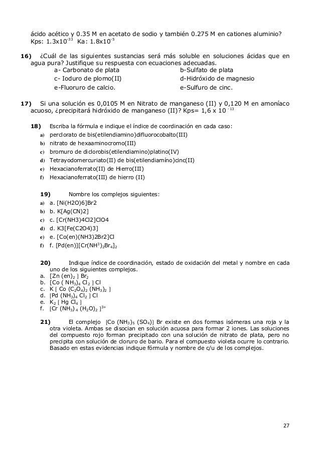Guía Química general II
