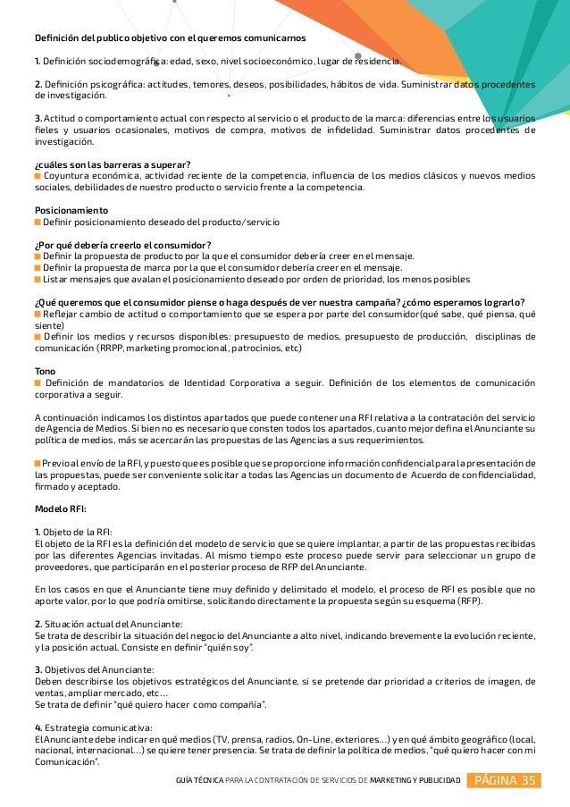Fantástico Plantilla De Rfp De Proveedor Adorno - Colección De ...